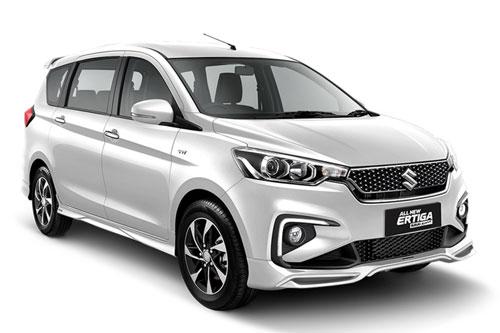 Suzuki Ertiga 2020 trắng
